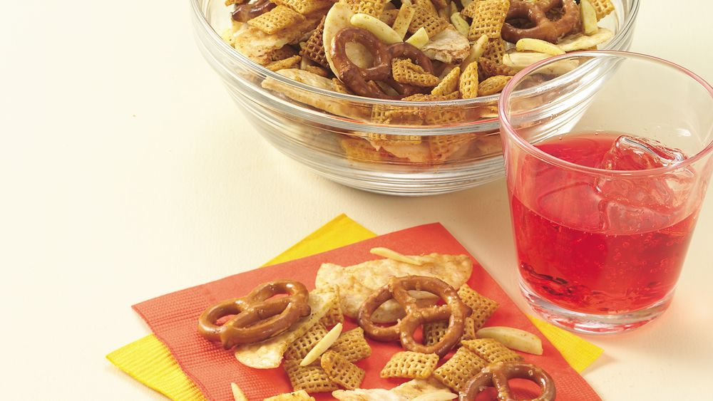 Slow-Cooker Ready-and-Waiting Asian Snack Mix