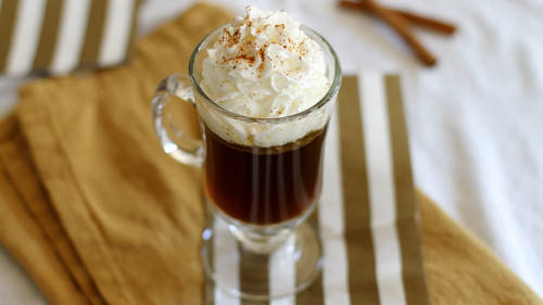 Slow-Cooker Hot Buttered Rum image