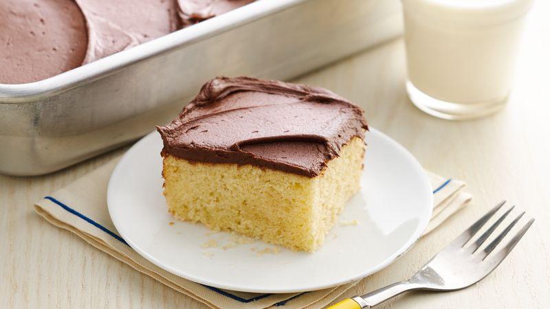 Basic Yellow Cake Recipe Pillsbury