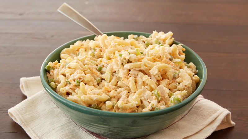 Tuna Macaroni Salad Recipe Bettycrocker Com