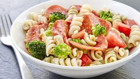 Pepperoni-Pasta Salad