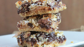Almond-Coconut Bliss Bars