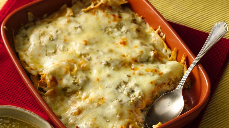 Easy Chilaquiles
