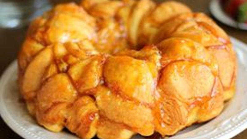 Honey-Apricot Monkey Bread