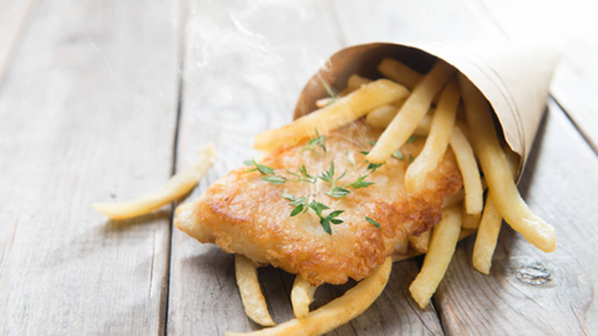 Lemon-Dill Breaded Fish
