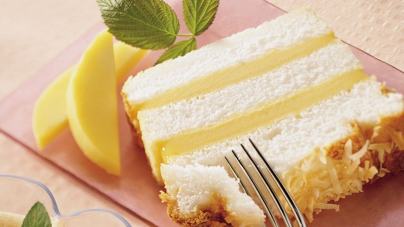 Angel food mango loaf cake recipe pillsbury angel food mango loaf cake forumfinder Choice Image