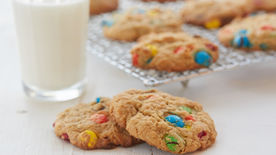 Easy Monster Cookies