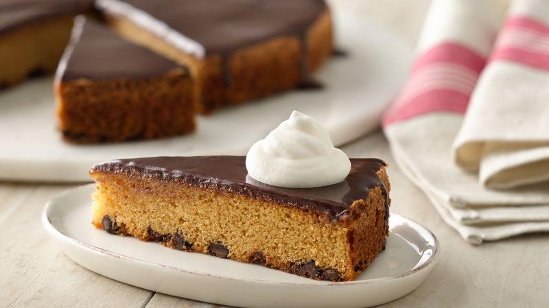 Decadent Chocolate Chip Cake