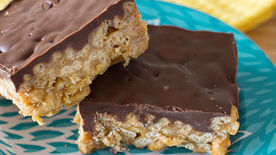 Gluten-Free No-Bake Cereal Bars