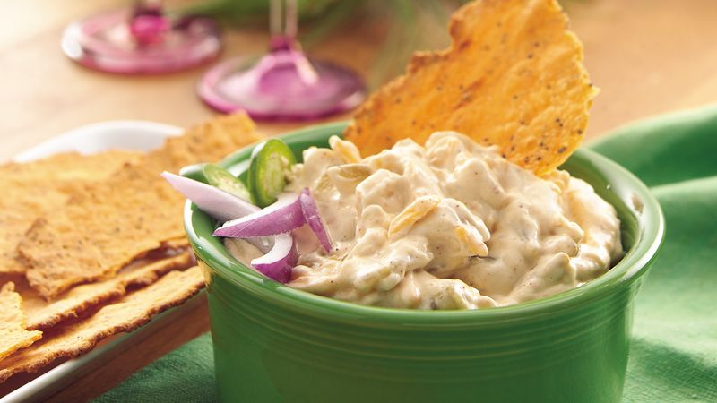 Green Chile Dip