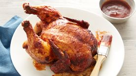 Barbecue Beer-Can Chicken