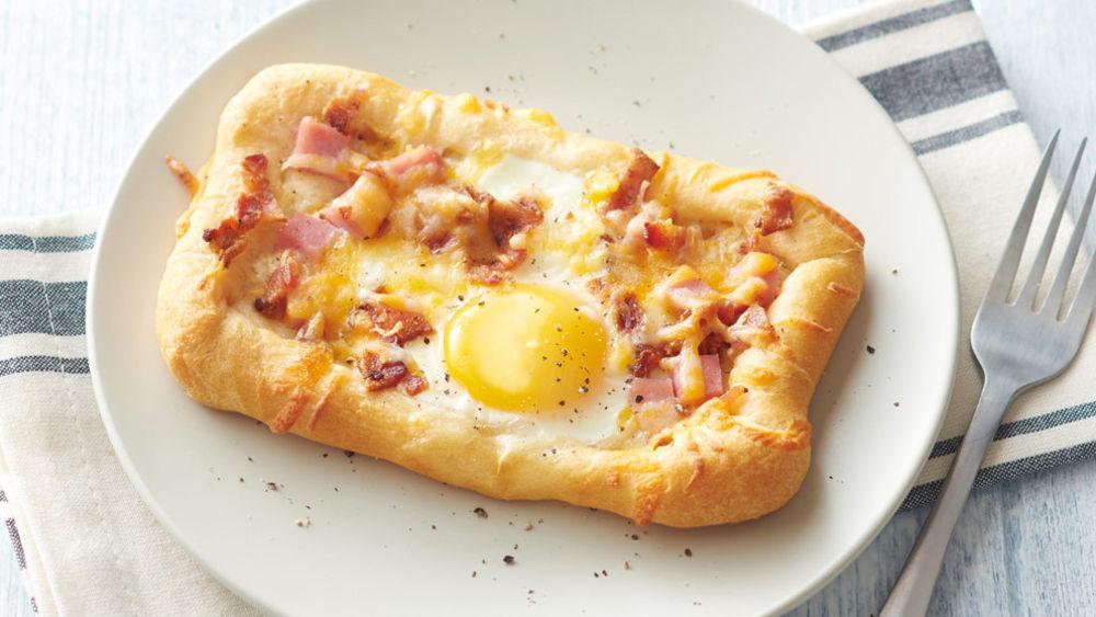 Crescent Breakfast Pies