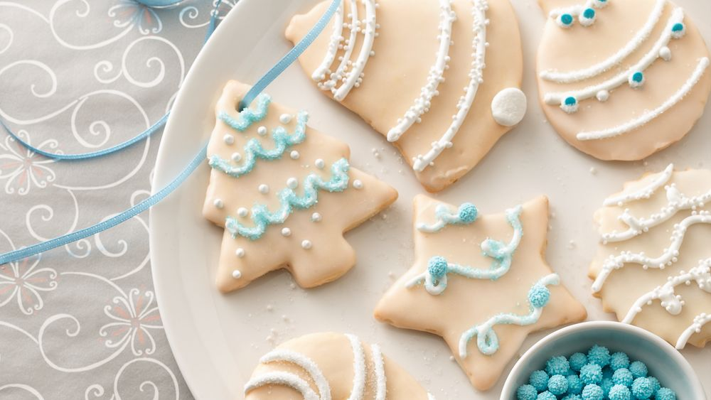 Porcelain Cookies