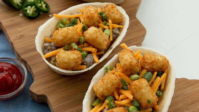 Tater Tot™ Hot Dish Taco Bowls