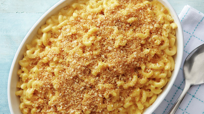 Instant Pot® Three-Cheese Macaroni and Cheese