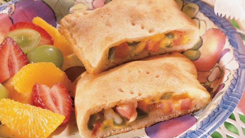 Hearty Ham and Cheese Sandwiches