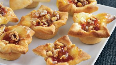 Bewitching Brie Mini Tarts