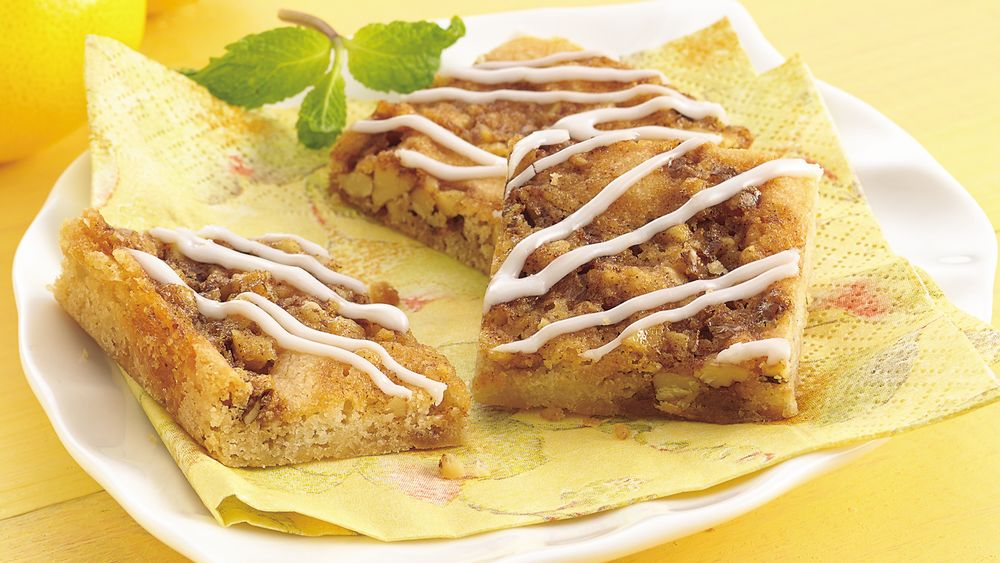 Honey-Walnut Delights