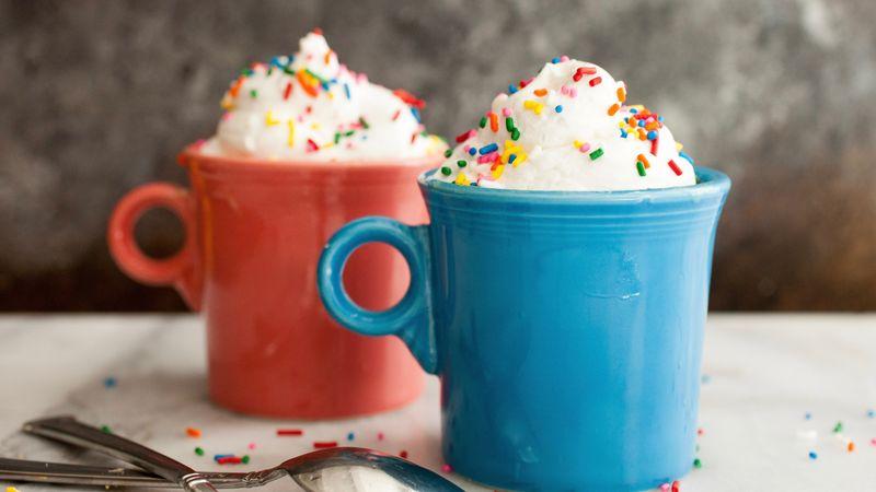 Mug Confetti Cakes