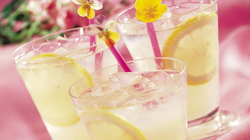 Ginger Lemonade Recipe Bettycrocker Com