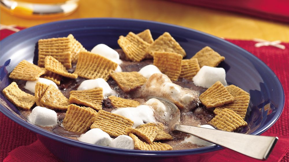 S'more Hot Cereal