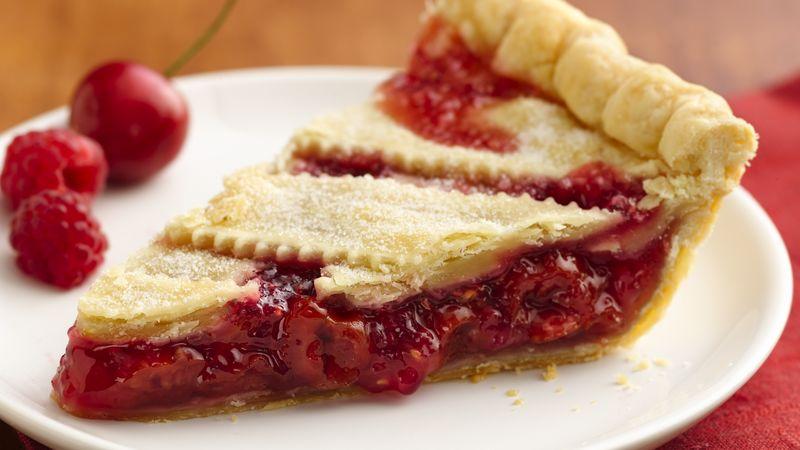 Cherry Red Raspberry Pie Recipe Pillsbury Com