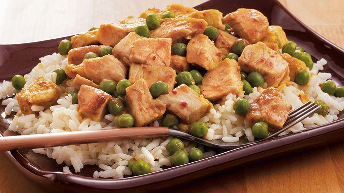 10-Minute Chicken Curry
