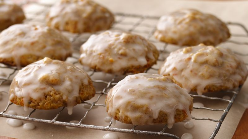 Apricot-Sour Cream Tea Cookies