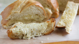 Cheesy Garlic Bread