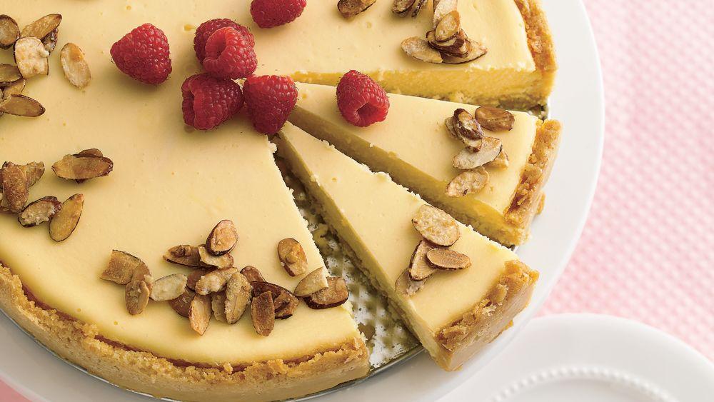 Almond Cheesecake