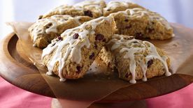 Easy Cranberry-Orange Scones
