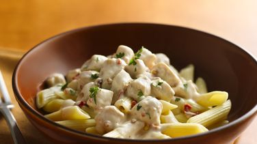 Chicken with Chipotle Alfredo Sauce
