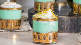 No-Bake Cheesecakes for St. Patrick's Day