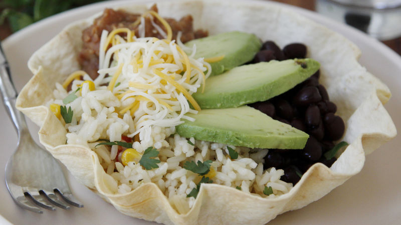 Tasty Taco Bowls