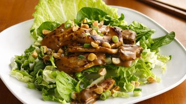 Asian Chicken Salad with Peanuts