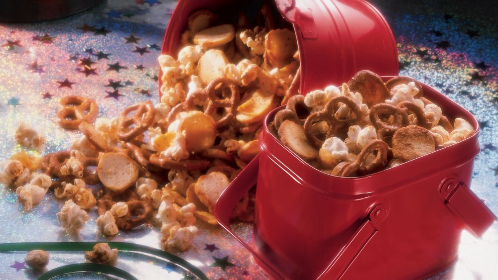 Southwestern Snack Mix
