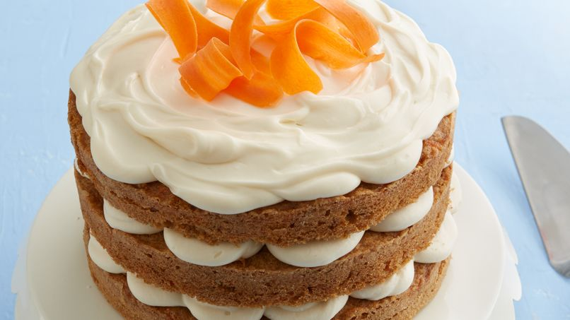 Three-Layer Carrot Cake