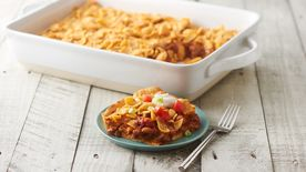 Fritos™ Chili Pie Bake