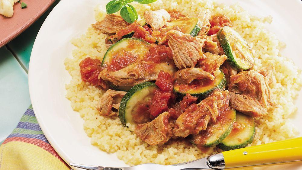 Italian Turkey Dinner