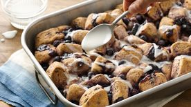 Blueberry Monkey Bread Bake