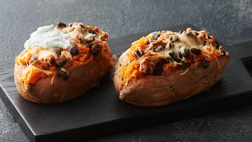 Baked Potato Microwave And Oven Your