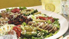 Grilled Cobb Salad