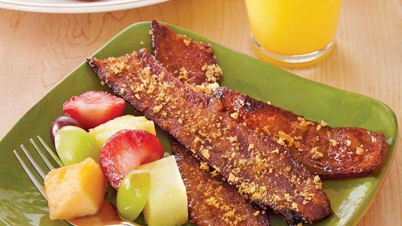 Smoky Brown Sugar Bacon