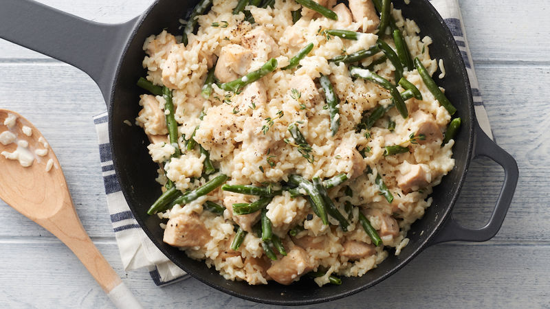 One-Pot Creamy Garlic Chicken