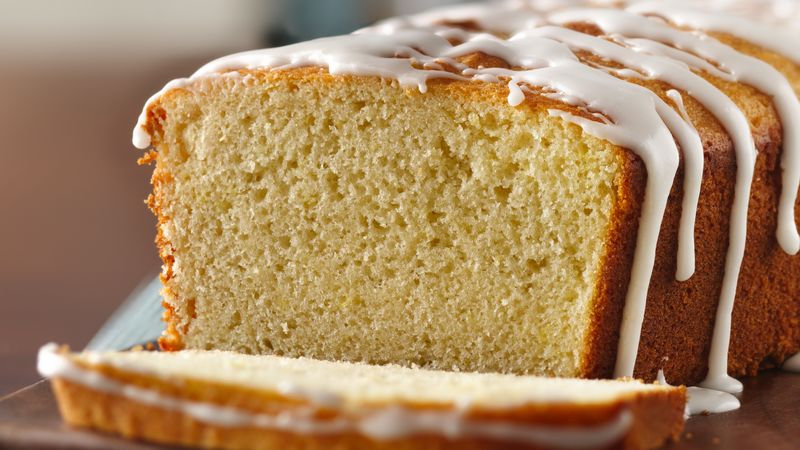 Bisquick™ Lemon Pound Cake