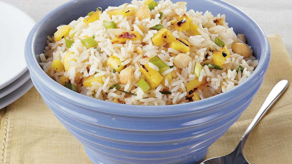 Tropical Rice Pilaf