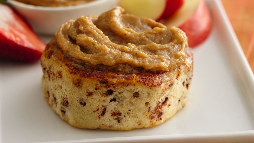 Peanut Butter Banana Sweet Rolls recipe from Pillsbury.com