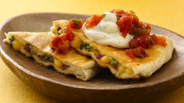 Grands!® Chicken-Bacon Quesadillas