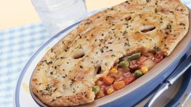 Deep-Dish Ground Beef Pot Pies