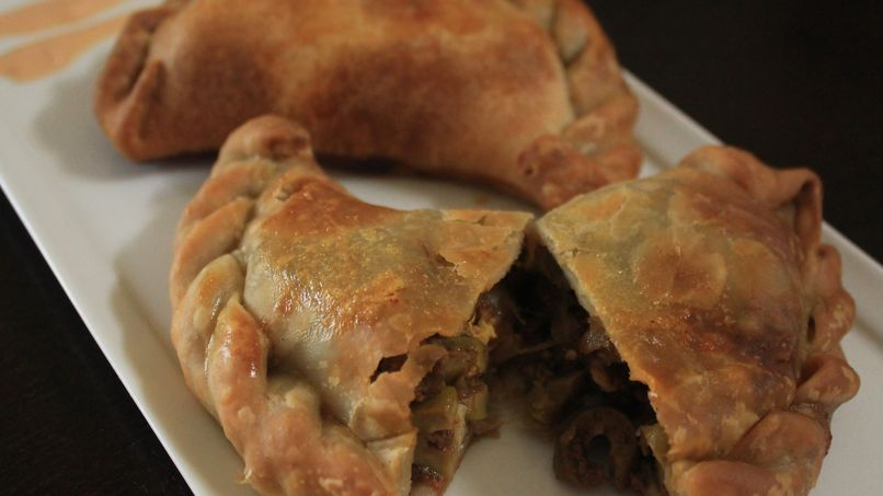 Beef and Olive Empanadas